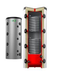 Акумуляційний бак Reflex HF 500/2 (з двома теплообмінниками)