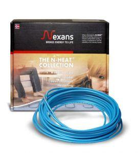 Двожильний нагрівальний кабель NEXANS TXLP/2R, 17 Вт/м (довжина - 23,5м, 400 Вт)