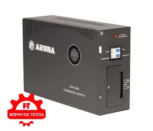 """Новинка від торгової марки """"Aruna"""" - стабілізатори напруги SDR 8000 та SDR 10000"""